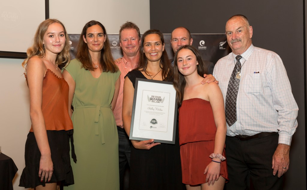 2018 NZ Squash Awards