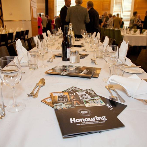 Remuera Rackets to play host to the 2014 NZ Squash Hall of Fame Dinner – 1 Oct 2014