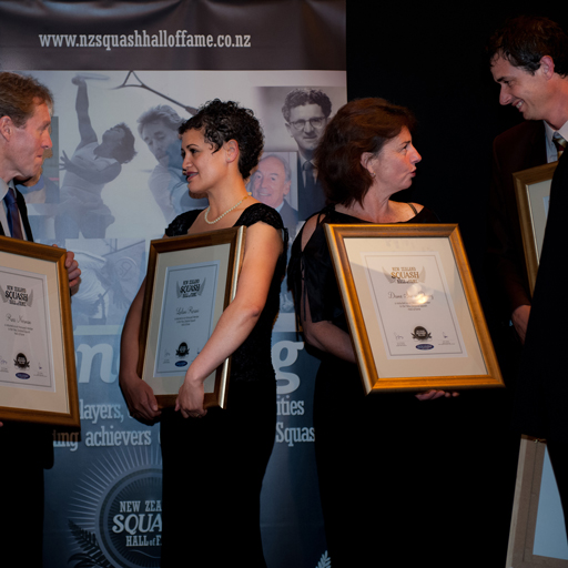 NZ Hall of Fame Dinner labelled a success
